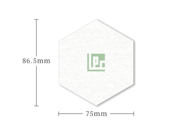 六角型の写真